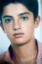 Andrea Bassani a 12 anni