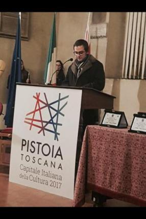 Cerimonia finale del Premio di Poesia Maria Maddalena Morelli