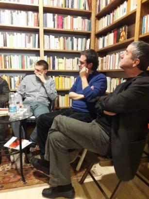 Con Giacomo Trinci e Matteo Mazzone
