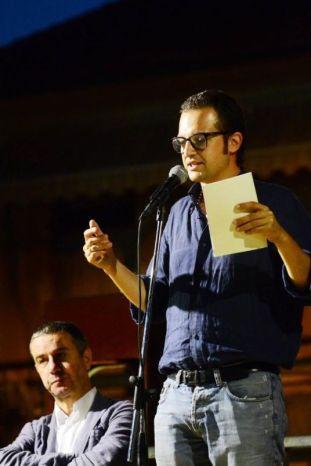 Con Giacomo Trinci
