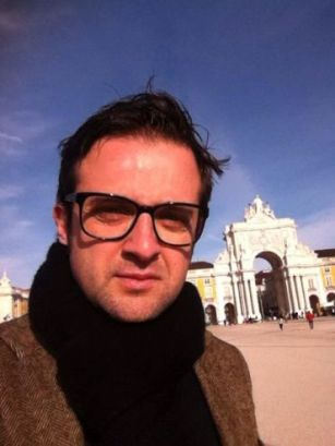 Selfie a Lisbona