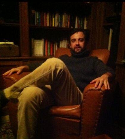 Sulla poltrona di Hemingway