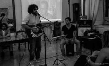 con Camillo Pace e Antonio Oliveti