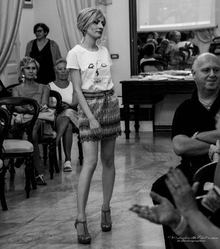 """T-shirt di Andrea Bassani """"Il bacio dell'anima"""""""