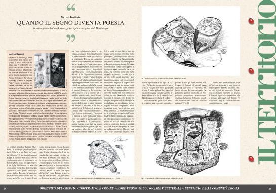 """N°39 Periodico della BCC di Oglio e Serio """"Il Melograno"""""""
