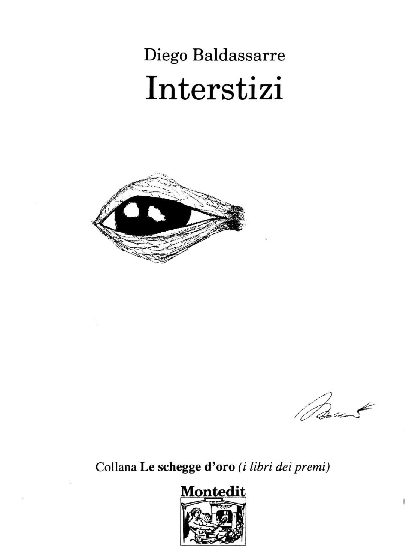Tibet di Andrea Bassani in copertina della silloge Interstizi di Diego Baldassarre (Montedit Edizioni,2018)