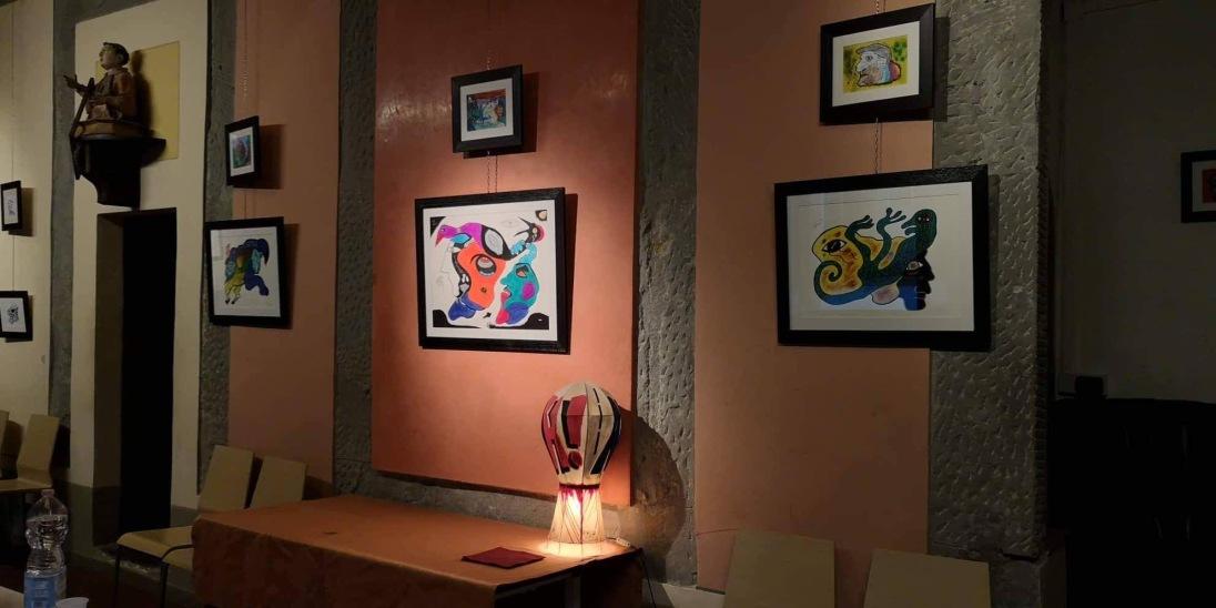 """Dispoesie"" di Andrea Bassani - Studio Rosai, Firenze"