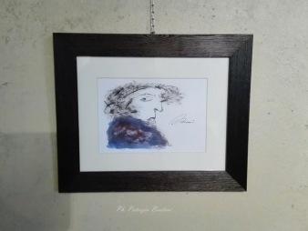 """""""Lo spavento"""" di Andrea Bassani - Studio Rosai, Firenze Ph: Patrizia Beatini"""