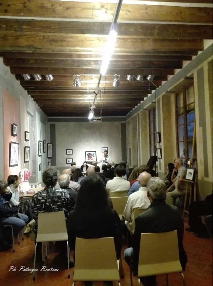 """""""Dispoesie"""" di Andrea Bassani- Studio Rosai, Firenze Ph. Duccio Ricciardelli"""