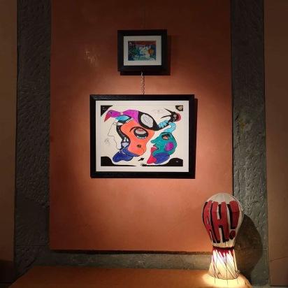 """""""Prendere il toro per le corna"""" di Andrea Bassani - Studio Rosai, Firenze"""