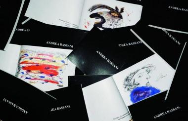 Catalogo d'Arte ANDREA BASSANI (inglese - italiano). A cura di Gabriella Grande. Traduzione di Martina Bassani. Luglio 2018. Fig.2