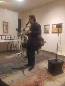 Le chine di Andrea Bassani in esposizione nella Galleria d'Arte ARTISTIKAMENTE di Piatoia. Ph Donatella Solmi Fig.5