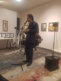 Le chine di Andrea Bassani in esposizione nella Galleria d'Arte ARTISTIKAMENTE di Piatoia. Ph Donatella Solmi Fig.7